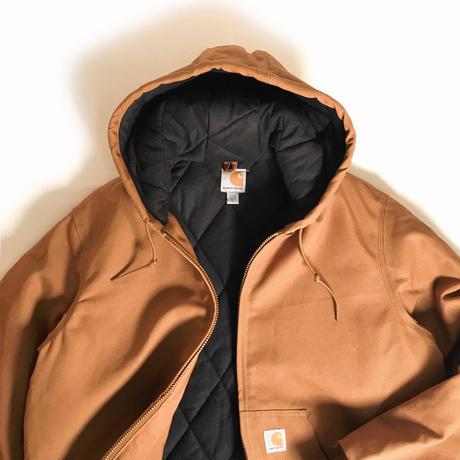 Carhartt QFL Duck Active Jacket - Carhartt Brown
