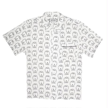FUCKING AWESOME RECORDS CLUB SHIRT - White/Black