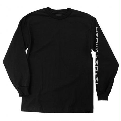 INDEPENDENT DRESSEN MONUMENT L/S TEE - BLACK