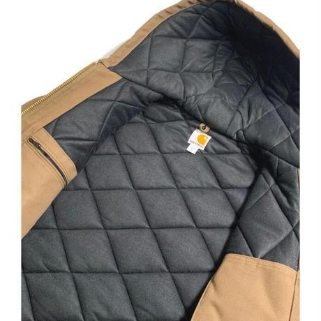 Carhartt QFL Duck Active Jacket - Coffee