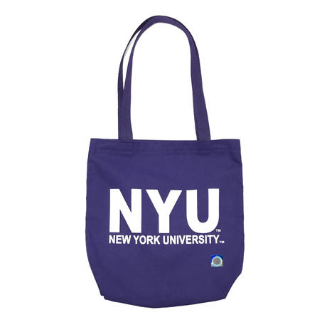 NYU TOTE BAG - Purple