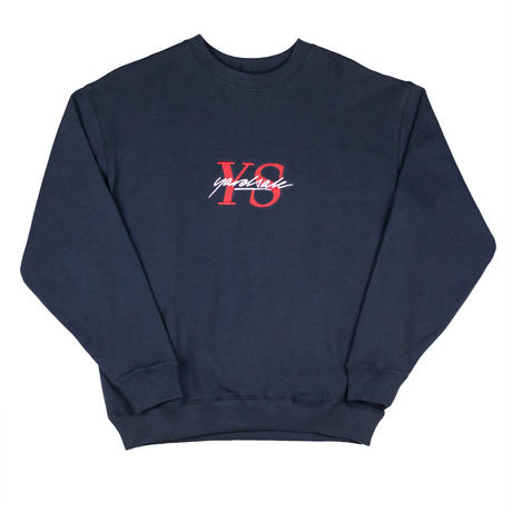 YARDSALE YS Sweatshirt Navy