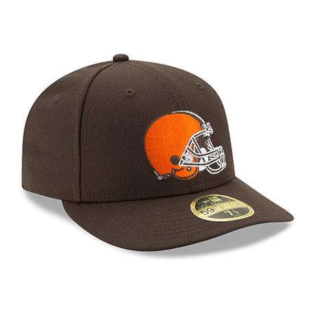 New Era LP 59Fifty Cleveland Browns