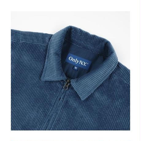 ONLY NY Wide Wale Corduroy Jacket - Navy