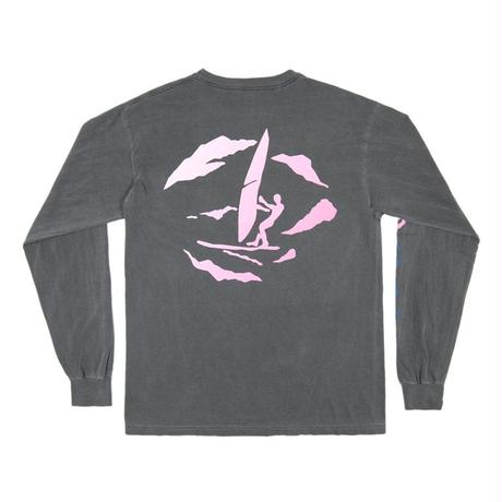 ONLY NY Ocean Sports L/S T-Shirt - Vintage Black