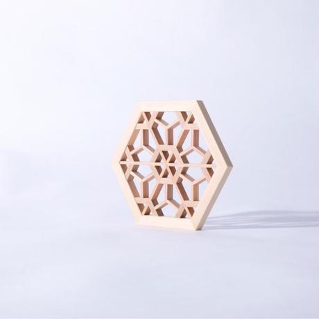 Ornament - 桜亀甲 Cherry Blossom-
