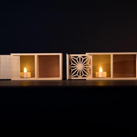 Box   -麻の葉 Asanoha-