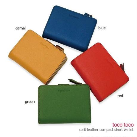tocotoco フラウ 2つ折り財布