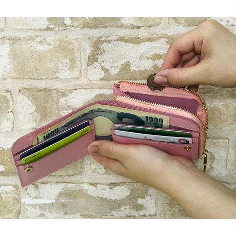 tocotoco パルフェ 2つ折り財布