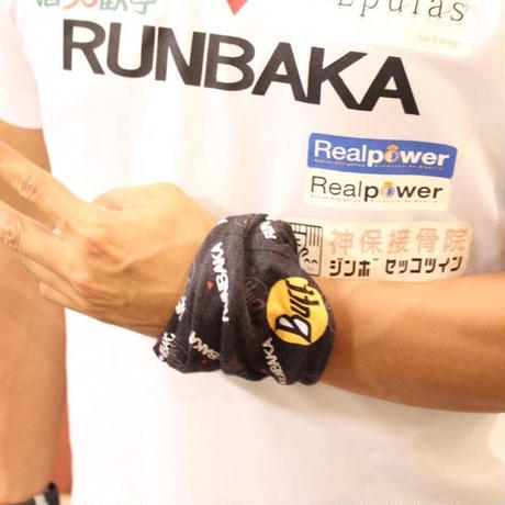 🔻RUNBAKA × BUFF Collaboration Special Edition