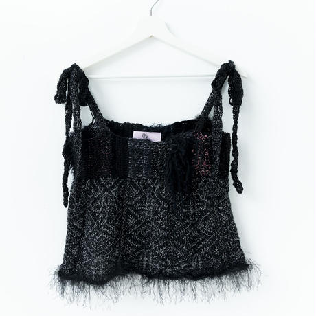 hand knit camisole