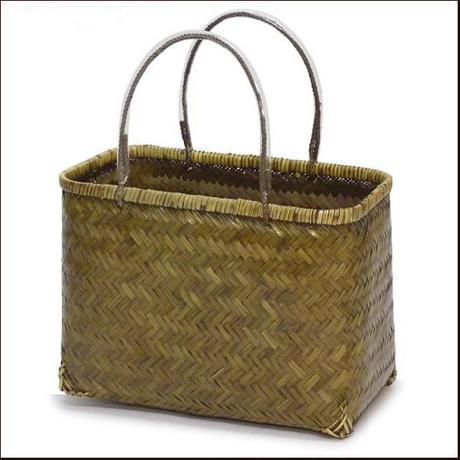 型番456(456)  竹かご 市場かご 一閑張り材料 かごバッグ 買い物かご 趣味 アレンジ 【かごのお店ラッセル STORES】