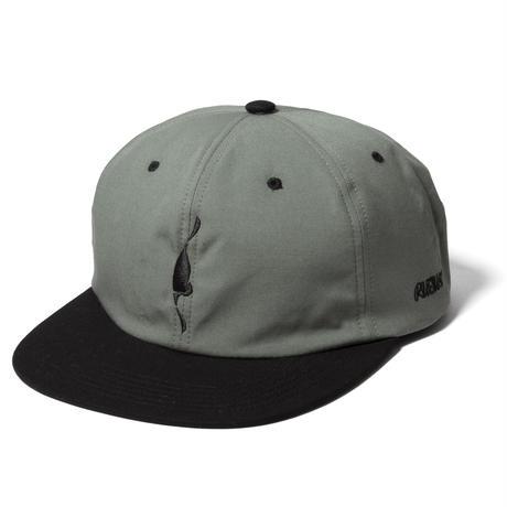 MOCOMOCO 6 PANEL CAP(RUTSUBO×MHAK)