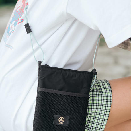 POLY NECK POUCH(RUTSUBO×GNUOYP)