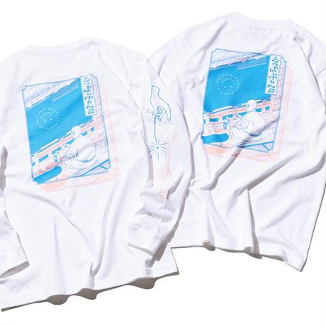Fireworks LST-Shirts(RUTSUBO×YUSUDA)
