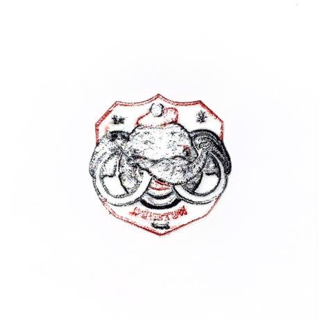 ELEPHANT LOGO PATCH  (RUTSUBO × Koichiro Takagi)
