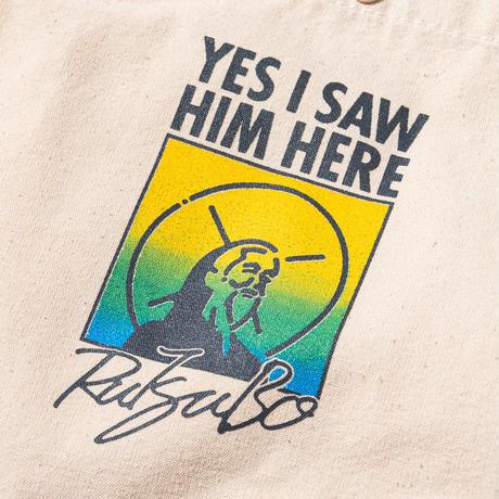 YES I SAW HIM HERE SACOCHE(RUTSUBO×ALLRAID)