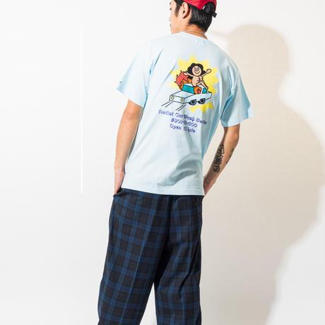 CAR WASH T-Shirts (RUTSUBO×aimi odawara)