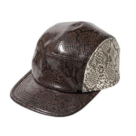 SNAKE 5 PANEL CAP