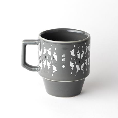 Catherine Big Mug (RUTSUBO×HASAMI×MHAK)