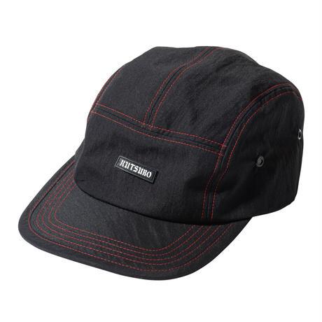 CONTRAST RUBBER 5 PANEL CAP