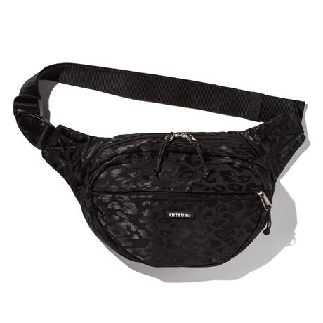 LEOPARD WAIST BAG