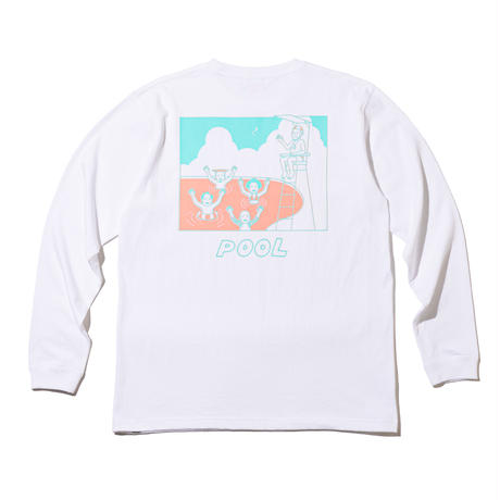 Pool LST-Shirts(RUTSUBO×YUSUDA)