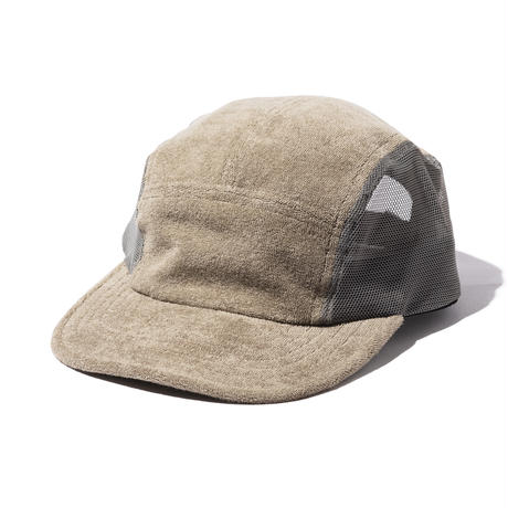 TERRY SIDE MESH 5PANEL CAP