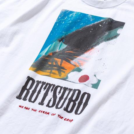 KANKAKU S/S T-SHIRTS(RUTSUBO×SUGI)