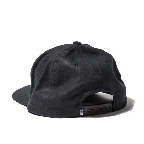 CANVAS REPEAT SNAPBACK CAP