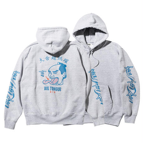 BIG TONGUE AIR PULLOVER PARKA (RUTSUBO×YUSUDA)