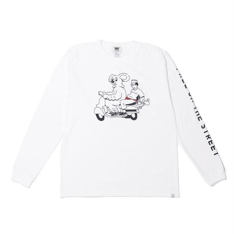 MOUSE LONG SLEEVE TEE