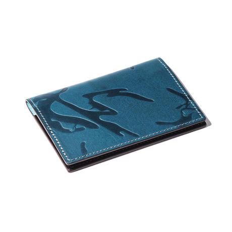 WAVY CARD CASE(GNUOYP×MHAK and RUTSUBO)