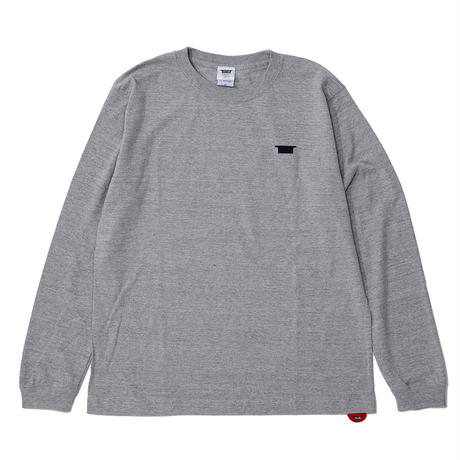 STOP SKATE HARASSMENT L/S TEE