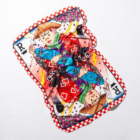 CARDS BLANKET(RUTSUBO×YU SUDA )