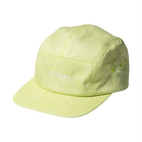 3HOLE 5PANEL CAP