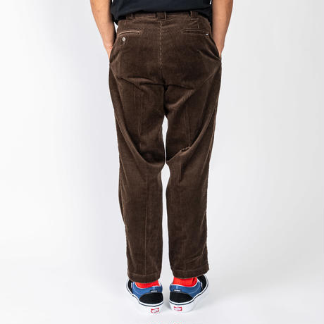 478 CORDUROY TUCK PANTS