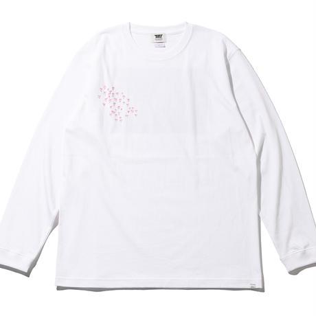 《予約》KEEP CALM LS T-SHIRTS (RUTSUBO×YURI HANAMORI NUIDEMITA )+オンライン限定ノベルティ