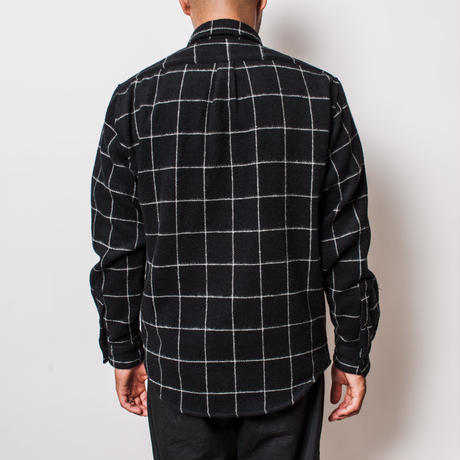 WINDOWPANE CHECK SHIRTS