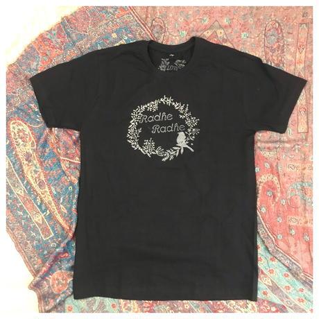 木版スタンプラーデーTシャツ