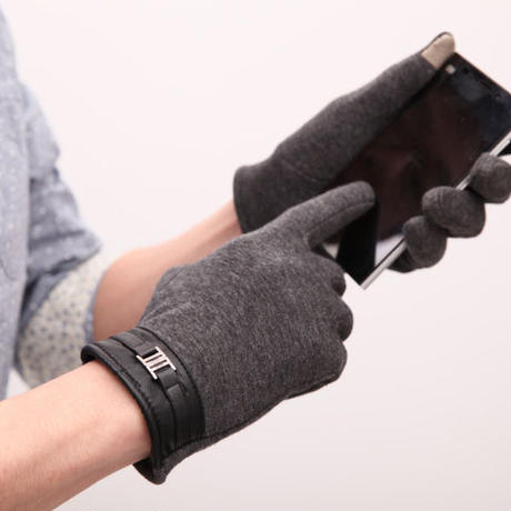 スマホ操作可能 メンズ手袋