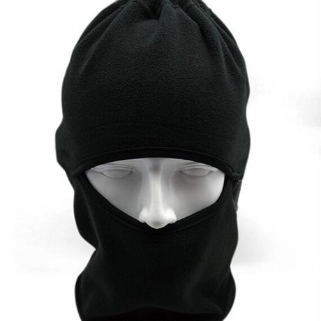 防寒フリースフェイスマスク
