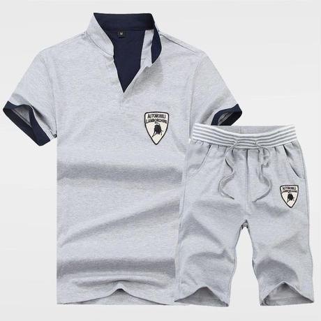 5色展開ポロシャツ+セットアップ