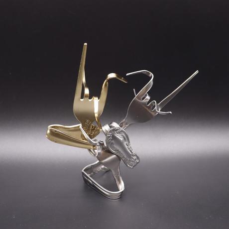 🍴Fork CoupleCrane(夫婦鶴)🍴