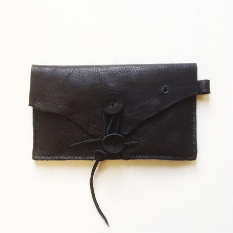 Leather Wallet / Black