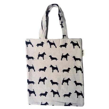 TIKAU_Dog Tote Bag