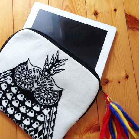 Klaus Haapaniemi x Heart of Lovikka _ iPad case