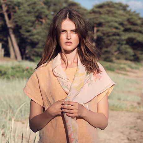 Kelpman Textile : Linen pocket dress
