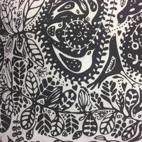 Happy Sthlm_PARK cushion cover ( 4色あります)
