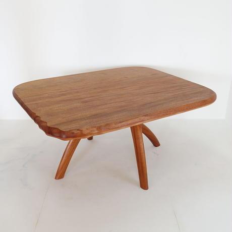クロス脚食卓テーブル 大